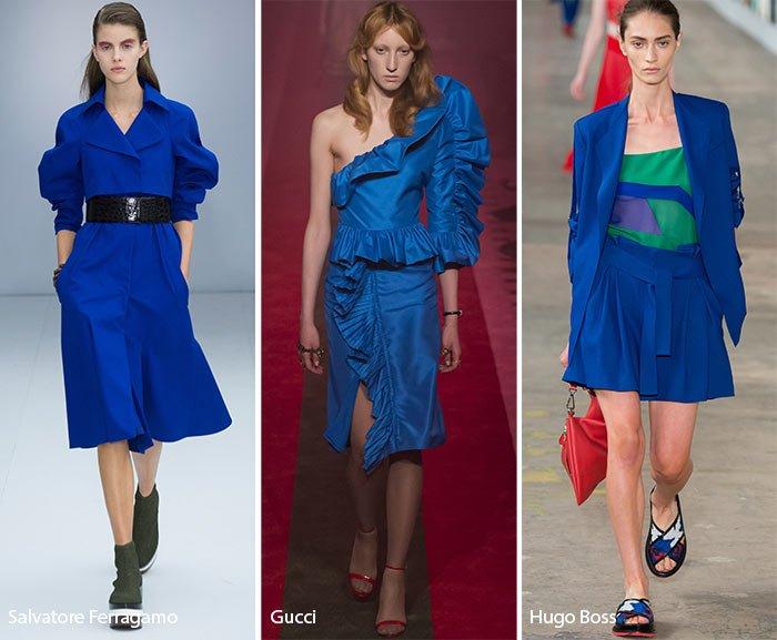 2017 Bahar ve Yaz Moda Renkleri