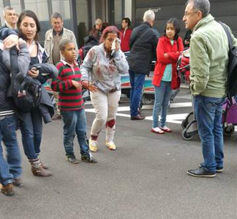 Brüksel'de Kanlı Gün :Ölü Sayısı Artıyor