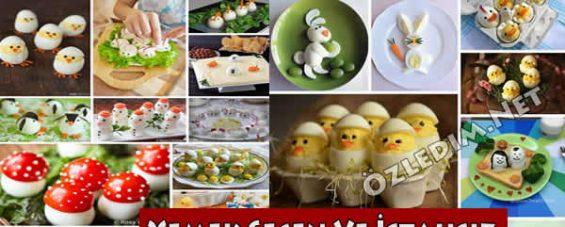 Yemek Seçen Ve İştahsız Çocuklar İçin Süslü Tarifler