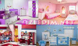 Çocuk Odaları ve Çocuklarımızın Özgür Dünyası