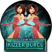İkizler burcu logo